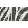 No-name Krepp-papír -KP-66- 50x200 ZEBRA