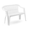 Báthory Háztartási és Műanyagáru DIVA pad fehér   színben