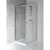 Aqualine Agga szögletes zuhanykabin 80x80x185 cm