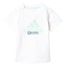 Adidas Póló adidas Favourite Tee Kids AY6010