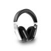 Auna auna Elegance ANC, bluetooth NFC fülhallgató, akkumulátor, handsfree, műbőr, zaj elnyomása