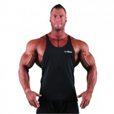GymBeam Clothing Stringer Black atléta - GymBeam