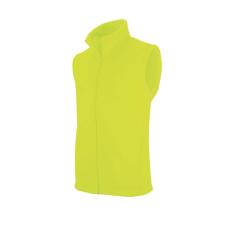 KARIBAN polár mellény, fluoreszkáló sárga