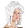 Paróka, barokk nő