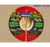 Kör legyezõ 130 cm dekoráció