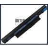 Acer Aspire TimelineX 5820T 4400 mAh 6 cella fekete notebook/laptop akku/akkumulátor utángyártott