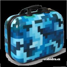 DEDRA Kézipoggyász nagy Blue tetris  (Kézipoggyász nagy Blue tetris )