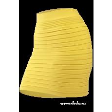 DEDRA MARIANNE 2in1 szoknya vagy top - sárga (MARIANNE 2in1 szoknya vagy top - sárga)