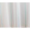 Türkisz csíkos voila kész függöny TT/0016/Cikksz:01150919