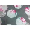 Fekete körös pink tulipános karton maradék 2db egyben/0015/Cikksz:1231261