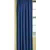 Kész fényzáró blackout sötétítő függöny középkék I.250R/Cikksz:01210378