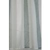 Szürke törtfehér csíkos voila kész függöny/015/Cikksz:01121306