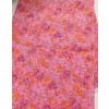 Rózsaszín mintás selyem maradék 140x180cm/Cikksz:1231821