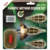 Carp Zoom CZ Method Feeder szett
