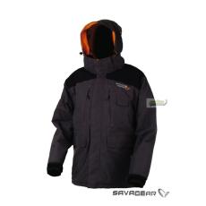 SAVAGE GEAR ProGuard Thermo kabát fekete/szürke