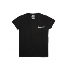 Dorko BLACK DRK BACK TEE T-shirt (D160340_0001)