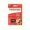 "Toshiba Memóriakártya, Micro SDHC, 32GB, Class 10, adapterrel, TOSHIBA ""M302 U3"""