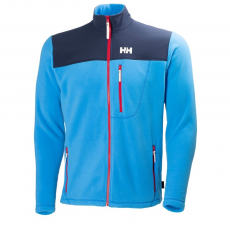 Helly Hansen Sitka Fleece Jacket Polár,softshell D (51729-p_535 Racer Blue)