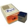 Signal PS-128A sziréna + 12V4Ah akkumulátor szett