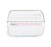 DSC RFK5516 16 zónás LED billentyűzet, beépített 433MHz-es vevő biztonságtechnikai eszköz
