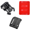 Sec-CAM SJ/GP-16, SISAK rögzítő bővített szett - SJCAM és GoPro akciókamerákhoz - SJCAM SJ4000, SJ5000, X1000 sorozatokhoz