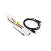 Satel USB/RS USB-RS átalakító, számítógép és RS-232-PIN5 vagy RJ és RS-232(TTL)-PIN3 vagy RJ csatlakozóval rendelkező SATEL eszközökhöz történő csatlakoztatásához