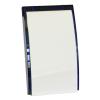 Satel SP4003BL sziréna, kültéri piezo hang-fényjelző, nagyon fényes kék színű LED villogóval
