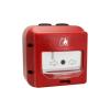 Global Fire GFEMCPEAIIP67 analóg címezhető kézi jelzésadó