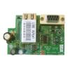 Global Fire JNETADVCOMSTCPIP TCP/IP interfész JUNO NET központok számítógéphez vagy külső nyomtatóhoz csatlakoztatására