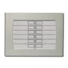 FARFISA ACI FARFISA FA/TD4110 Névtábla panel digitális kaputelefon rendszerhez, 12 lakásos