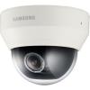 Samsung SND6083 IPOLIS nagydinamikájú Day&Night 2 megapixeles full HD IP dome kamera, 1/2,8-os 2Megapixel Progressive Scan Exmor CMOS chip, WiseNet III DSP chip