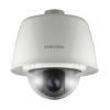 Samsung SNP3120VH kültéri vandálbiztos nagydinamikájú mechanikus Day&Night IP Speed Dome kamera, 1/4-os Ex-view HAD CCD chip, A1 DSP chip