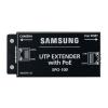 Samsung SPO100 PoE hosszabbító (repeater), 100Mbps full duplex, IP kamerás rendszerek nagy távolságba történő szereléséhez