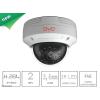 DVC DCN-VF323 2Mp Vandálbiztos dome kamera Fix objektívvel