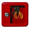 Strauss Metal SAFE VK1, tűzoltósági vészkulcs szekrény