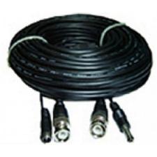 IdentiVision CCTV kábel, ICA-CP10, 10m-es szerelt koax- és tápkábel kamerákhoz biztonságtechnikai eszköz