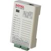 Soyal AR727CM, RS232/RS485 átalakító 10 Mbps 10 Base-T Ethernetre