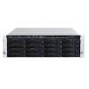 Lilin LI IP CMX1072 72 csatornás IP rögzítő, 16 HDD hely, hardveres RAID, 2 HDMI, 1 VGA