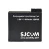 Sec-CAM SJ-A/M20, PÓT akkumulátor, SJCAM pót akku - kizárólag SJCAM M20 sorozathoz