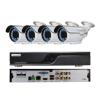 EuroVideo EVS-C04/IC1080PA CVI szett, 1 db EVD-C04/50A1FH, 4 db EVC-TC-IC1080PA