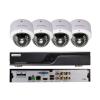 EuroVideo EVS-C04/DC1080PA28M CVI szett, 1 db EVD-C04/50A1FH, 4 db EVC-TC-DC1080PA28M