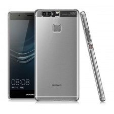 utángyártott Huawei P9 Plus Ultra Slim 0.3 mm szilikon hátlap tok, átlátszó tok és táska