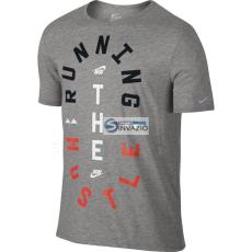 Nike Póló sebesség Nike Run P Hustle Tee M 776634-063