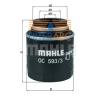 MAHLE ORIGINAL (KNECHT) MAHLE ORIGINAL OC593/3 olajszűrő