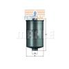 MAHLE ORIGINAL (KNECHT) MAHLE ORIGINAL KL28 üzemanyagszűrő