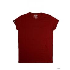 Dorko Unisex Rövid ujjú T Shirt WINE BASIC TEE