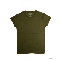 Dorko Unisex Rövid ujjú T Shirt OLIVE BASIC TEE