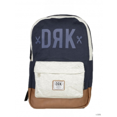Dorko Unisex Hátizsák BASIC BACKPACK NAVY/MARL