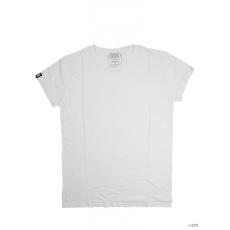 Dorko Unisex Rövid ujjú T Shirt WHITE BASIC TEE
