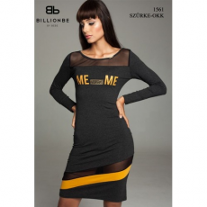 BILLIONBE by bebe 1561A Szürke-okker bebe/2be